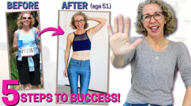 Everything You NEED TO KNOW about WEIGHT LOSS at 50 and Beyond! ⚖️ Pahla B Fitness