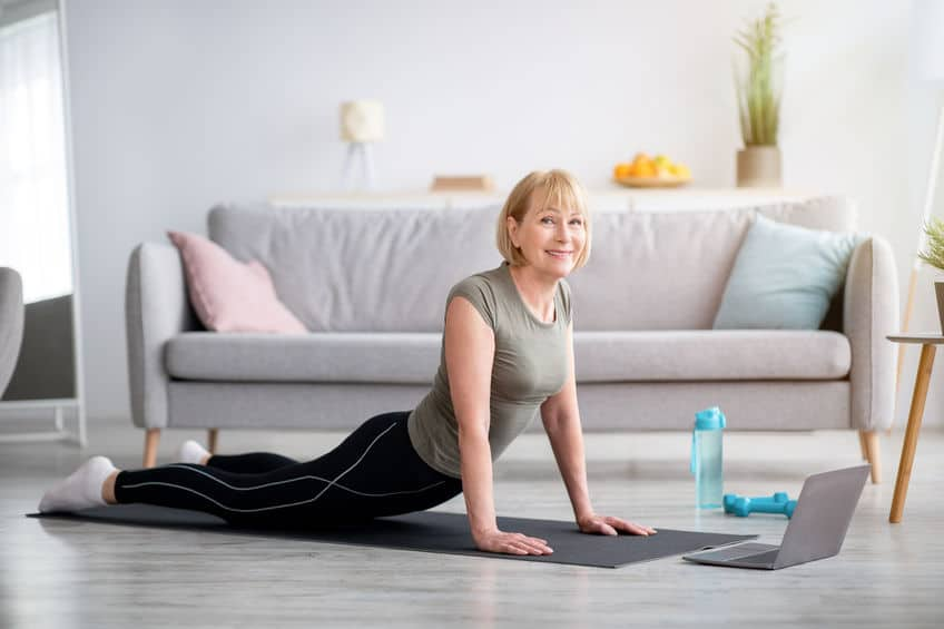 Chest Exercises Women Over 50