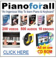 Best Online Piano Lessons Beginners