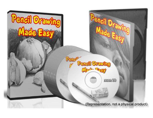 Pencil Drawing Tutorials Beginners