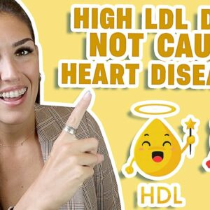 Good and Bad Cholesterol EXPLAINED (NOT WHAT YOU THINK!) LDL and HDL