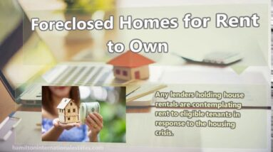 How to find rent to own homes