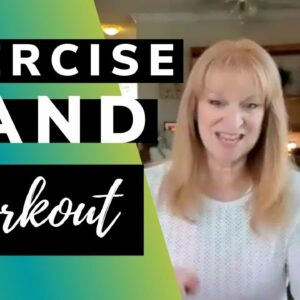 30 min Exercise Band Workout | Easy Resistance Band Workout at Home (no music)