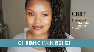 Did C B D Oil Work? Chronic Pain Management with Medication
