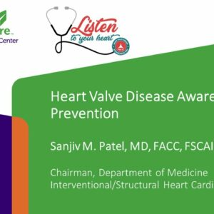 Heart Valve Disease Awareness and Prevention
