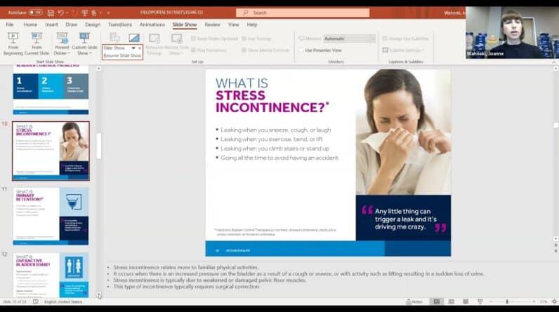 Understanding Treatments for Bladder Control: Webinar featuring Dr. Miranda Hardee, Urologist