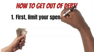 How To Get Out Of Debt!