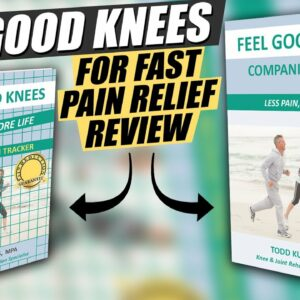 How to Relief Pain Fast in 2021 | Feel Good Knees Review