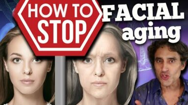 PREVENT FACIAL AGING CHANGES // Top 5 All Natural Anti Aging Skin