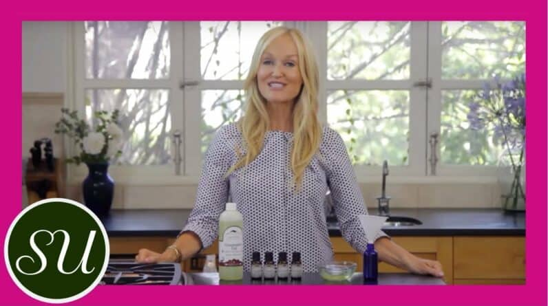 DIY Anti-Cellulite Essential Oil | How to removes toxins & improve circulation