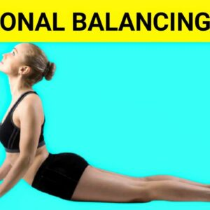 6 Easy Yoga Poses For Hormonal Imbalance | (How To Balance Hormones At Home) | Yoga